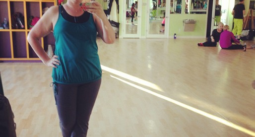 Zumba: A lesson in coordinated flailing