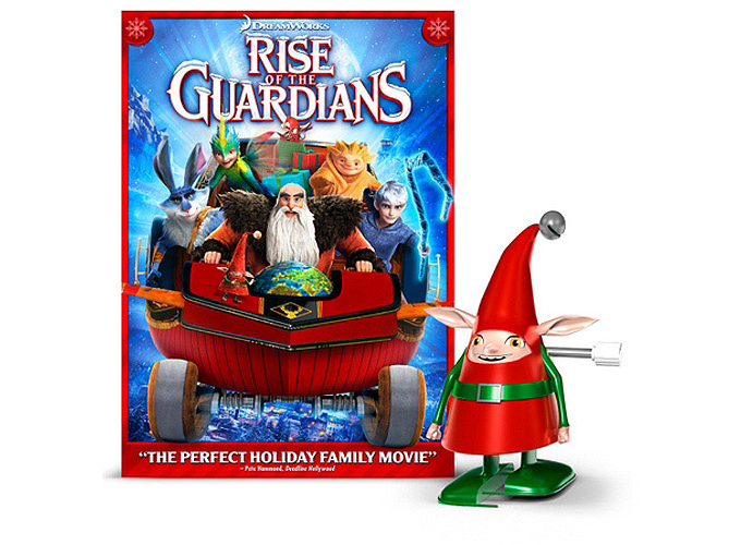 Giveaway: Rise of the Guardians DVD