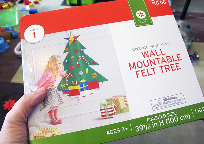 Cheap and kid-friendly holiday craft kits from Target