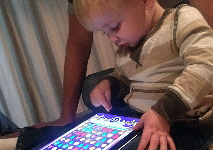 Our Favorite iPad Apps for Young Toddlers