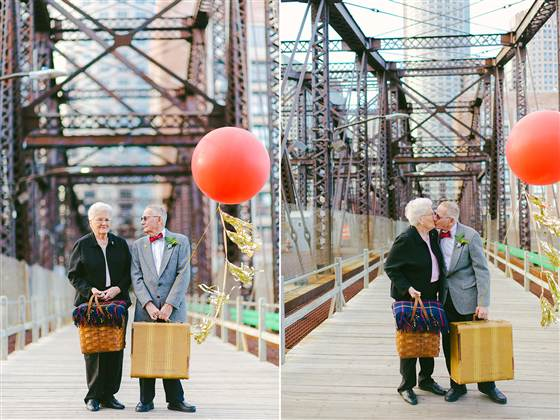 UP-inspired photo shoot - Cambria Grace Photography