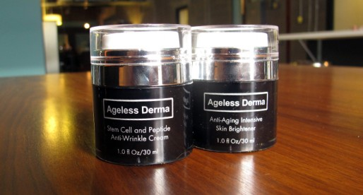 Review: Skin Brightener and Anti-Wrinkle Cream from Ageless Derma