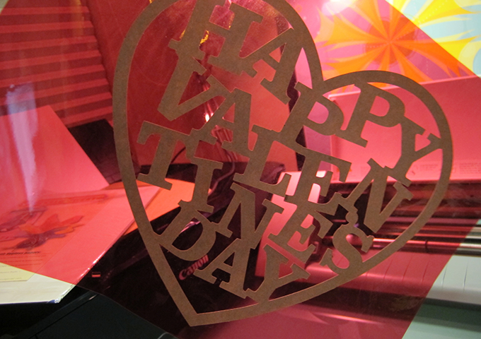 DIY: Valentine's Crafts with JAM Paper