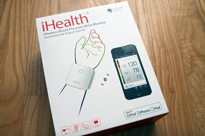 Review: iHealth Wireless Blood Pressure Wrist Monitor