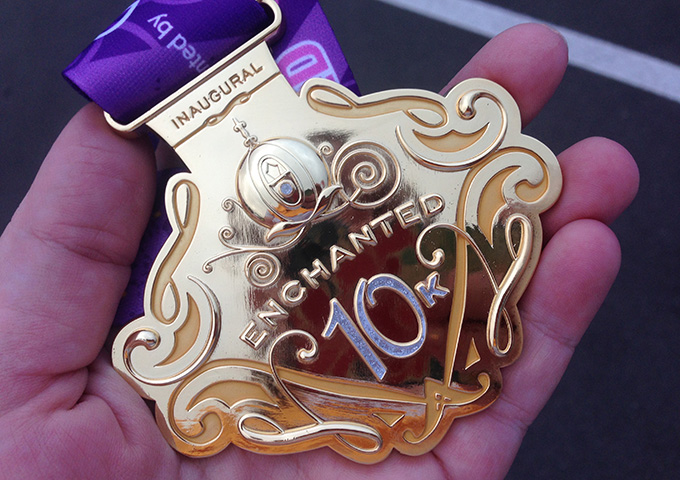 Race Recap: Enchanted 10k
