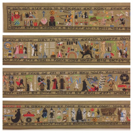 The Coruscant Tapestry