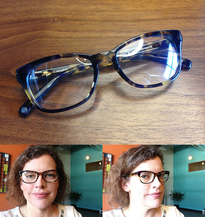 Finch eyeglasses - Warby Parker