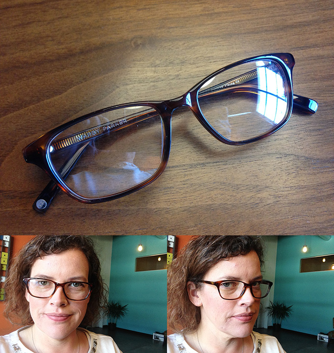 Marshall eyeglasses - Warby Parker