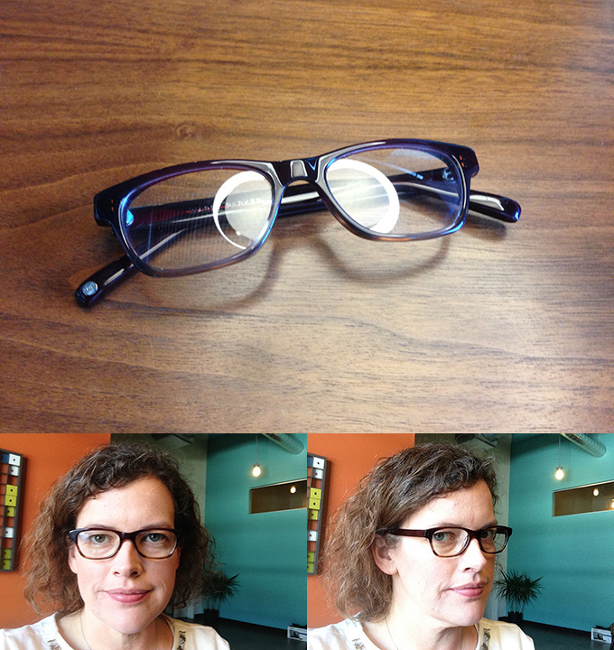 Sims eyeglasses - Warby Parker