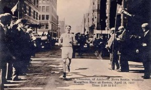 Boston Marathon 1910