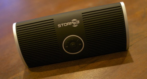 STORMp3 Water Resistant Mp3 Player