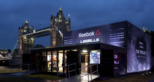 Immersive Fitness with Reebok and Les Mills