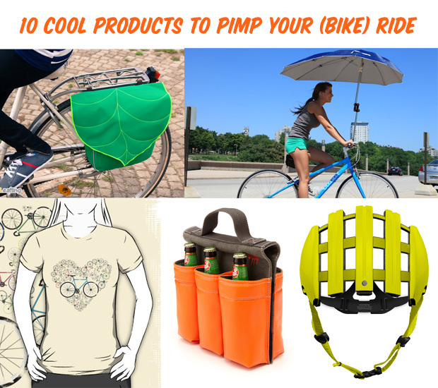10 Cool Products to Pimp Your (Bike) Ride