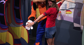 Officially shorter than Goofy.