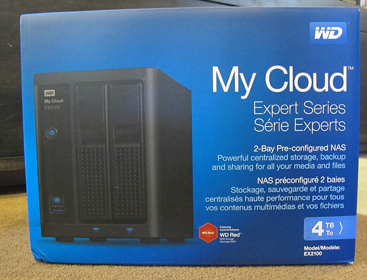 my-cloud-ex2100