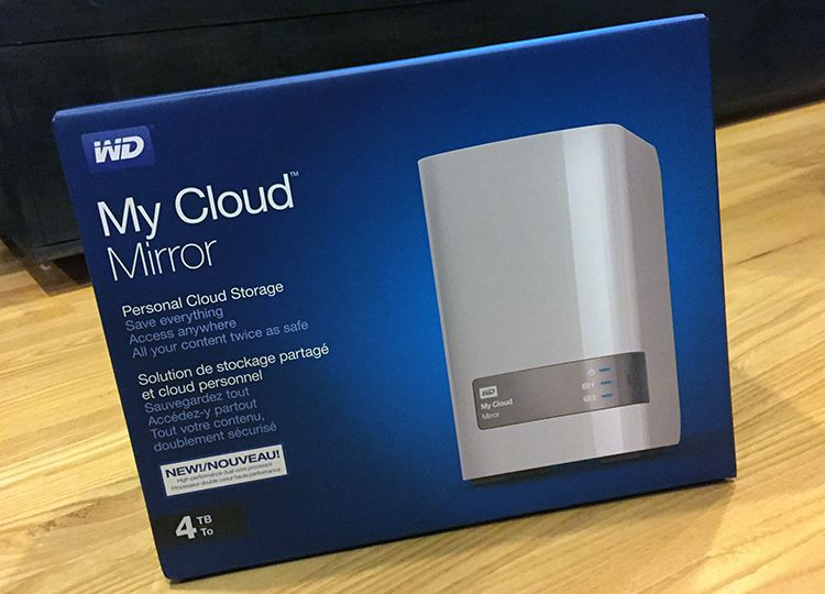 WD My Cloud Mirror